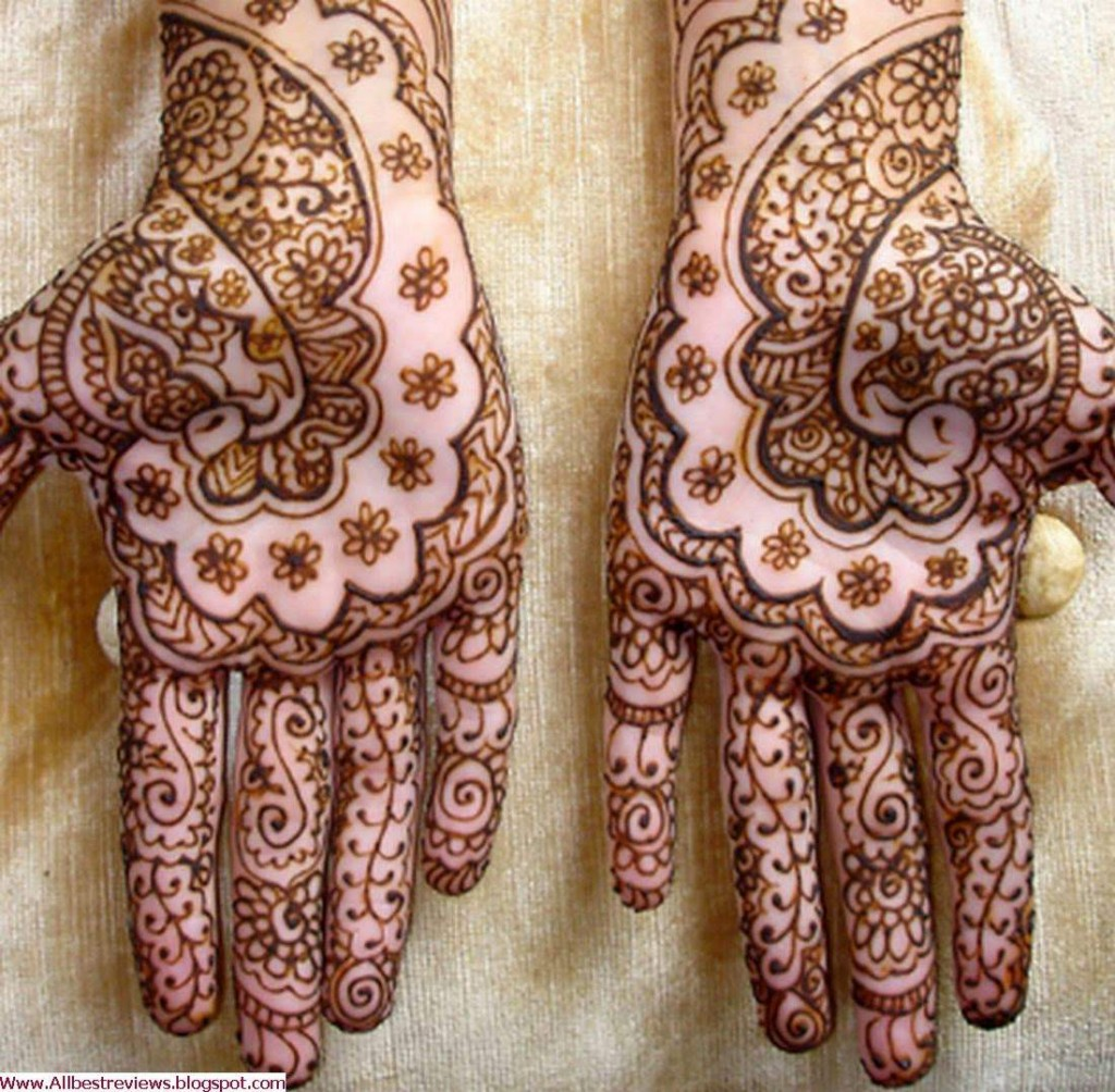 Beautiful Henna Design 2014-2015