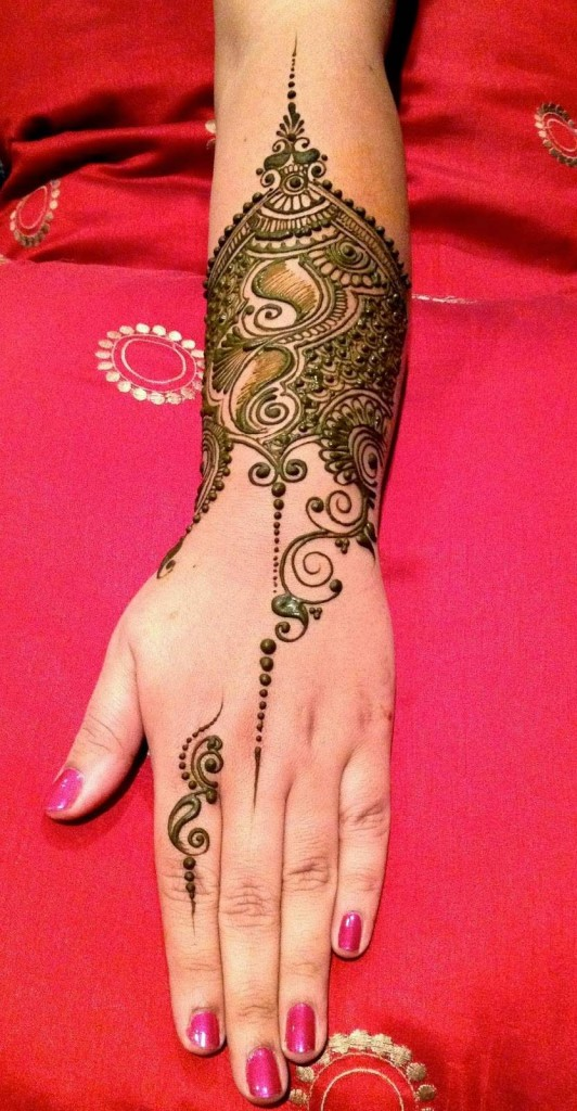 Celebrity Mehndi Designs 2014-2015 www.She9.blogspot.com 7