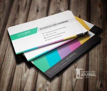 Creative-Clean-Multicolor-Card