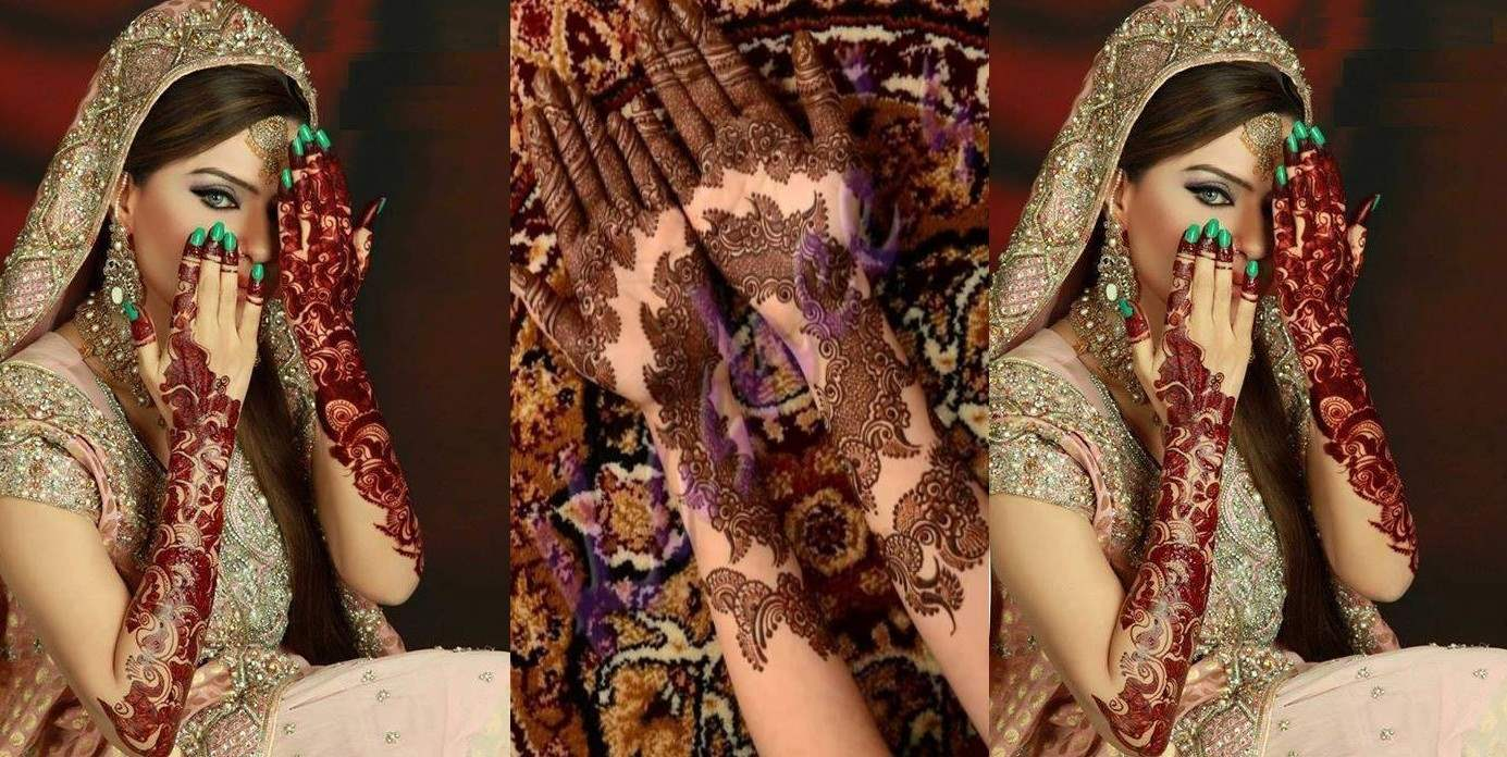Henna Tattoo For Indian Wedding: Latest And Unique Henna Designs 2015
