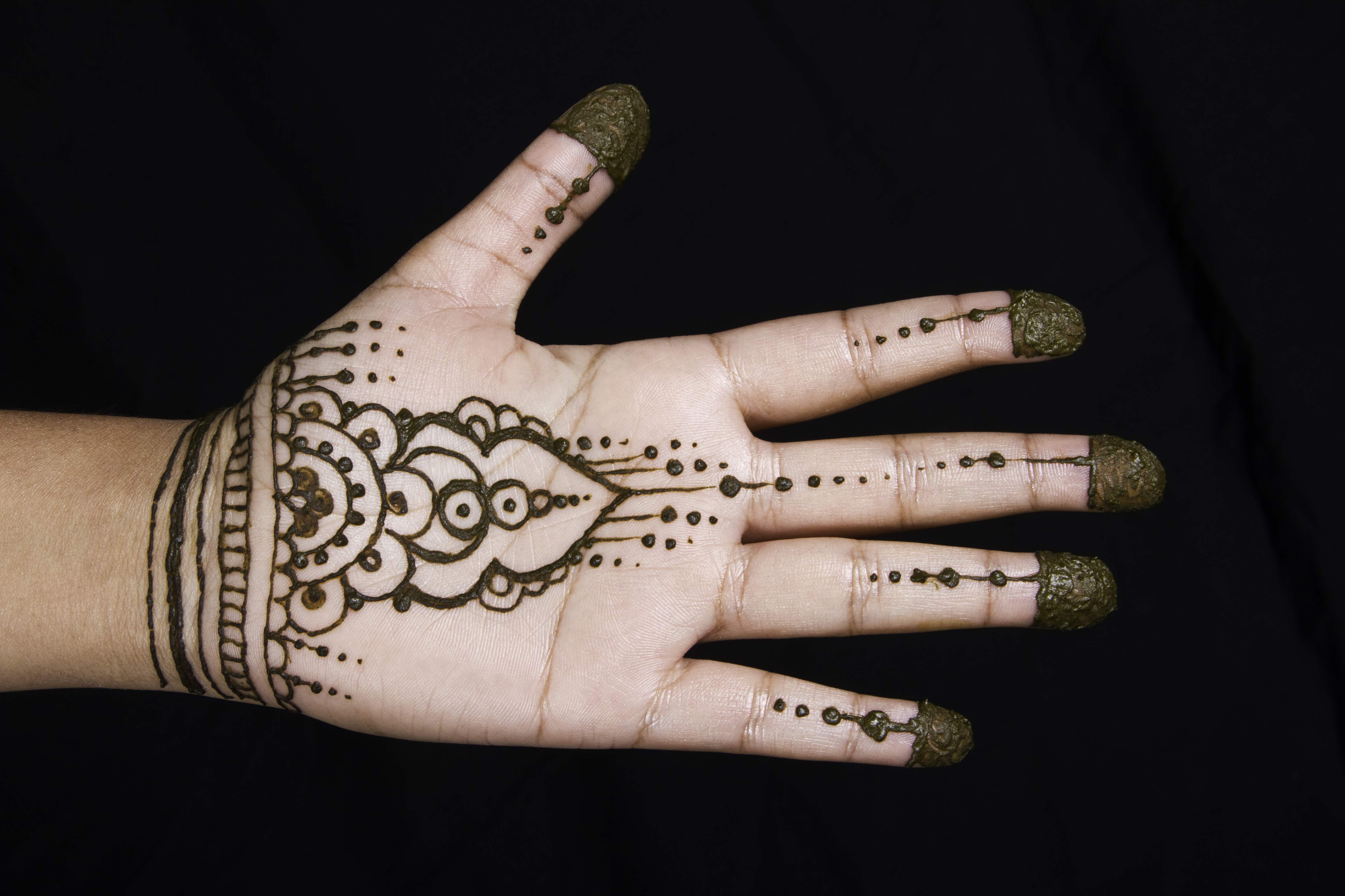 Mehndi Designs For Palms Easy : Latest and unique henna designs