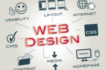 Webdesign, Layout, Website
