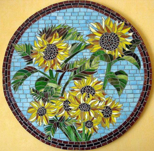 Amazing Art Design : Amazing mosaic art decorative
