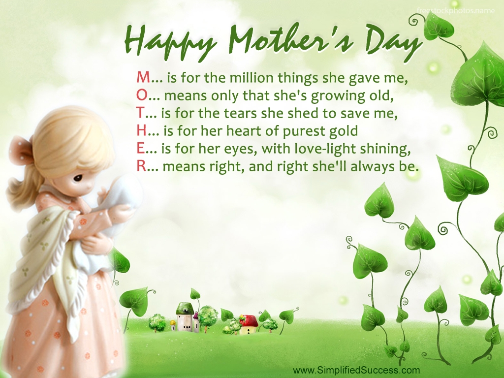 20 Best Mother's Days Messages