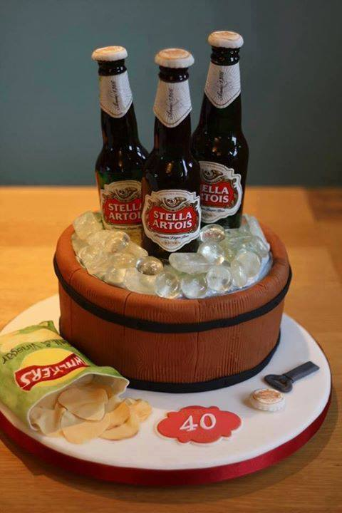Birthday Cake Ideas Man : 15 Amazing Birthday Cake Ideas For Men