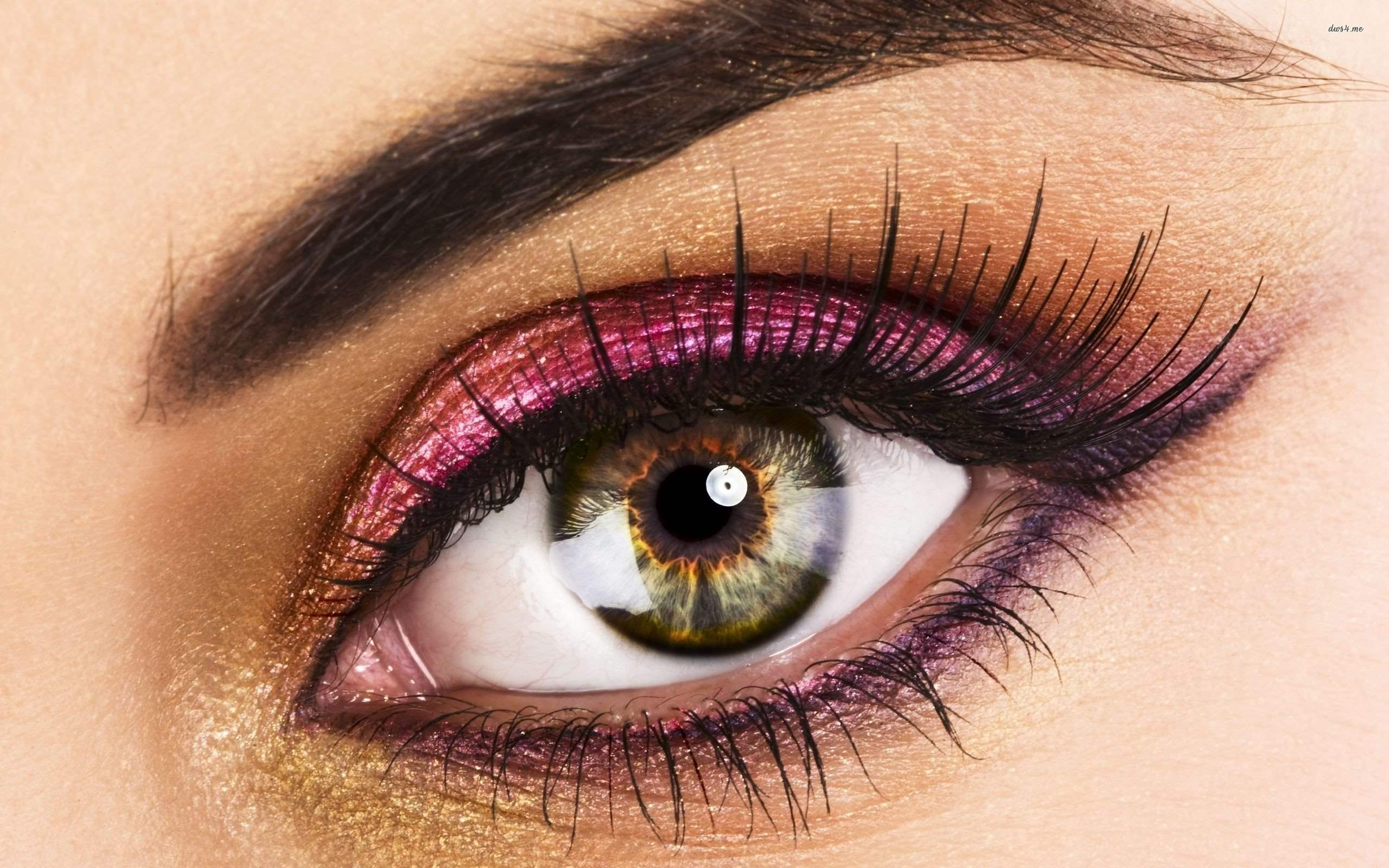 creative eye makeup looks and design ideas