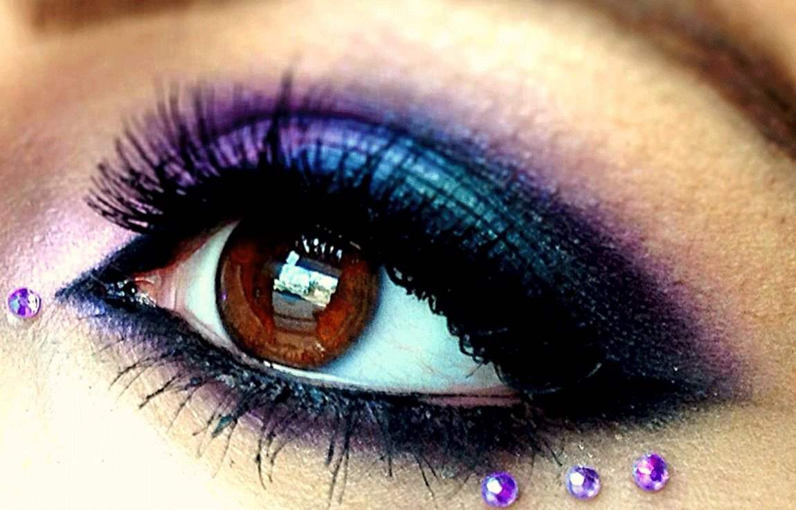 Creative Eye Makeup Looks And Design Ideas Page 3