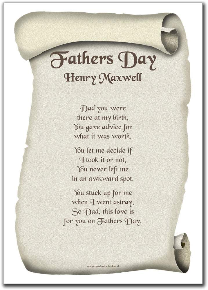 Fathers Day 2015 Poems and Quotes - Page 2