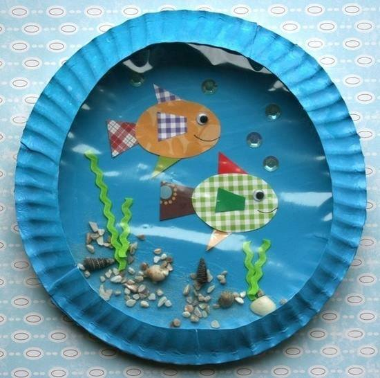 Incredible Diy Paper Plate Crafts Ideas For Kids Page 2