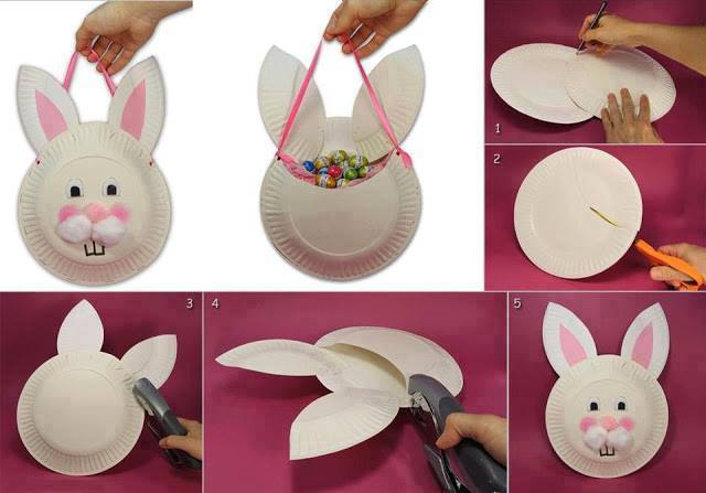 Incredible Diy Paper Plate Crafts Ideas For Kids Page 3