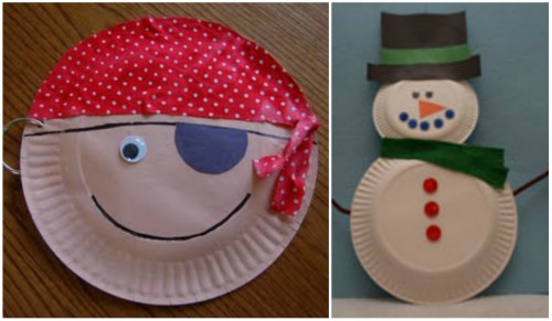 paper-plate-craft-kids-designsmag-58 & Incredible DIY Paper Plate Crafts Ideas for Kids - Page 11