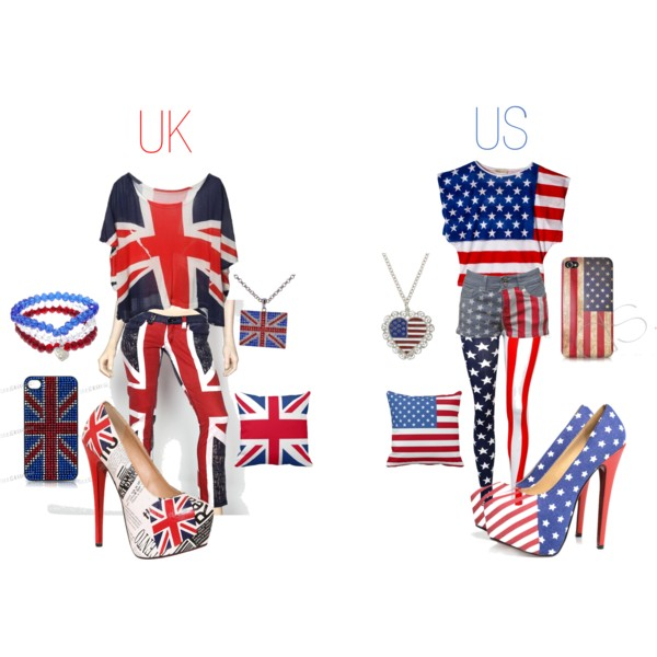 Differences Between American Us And British Uk Fashion