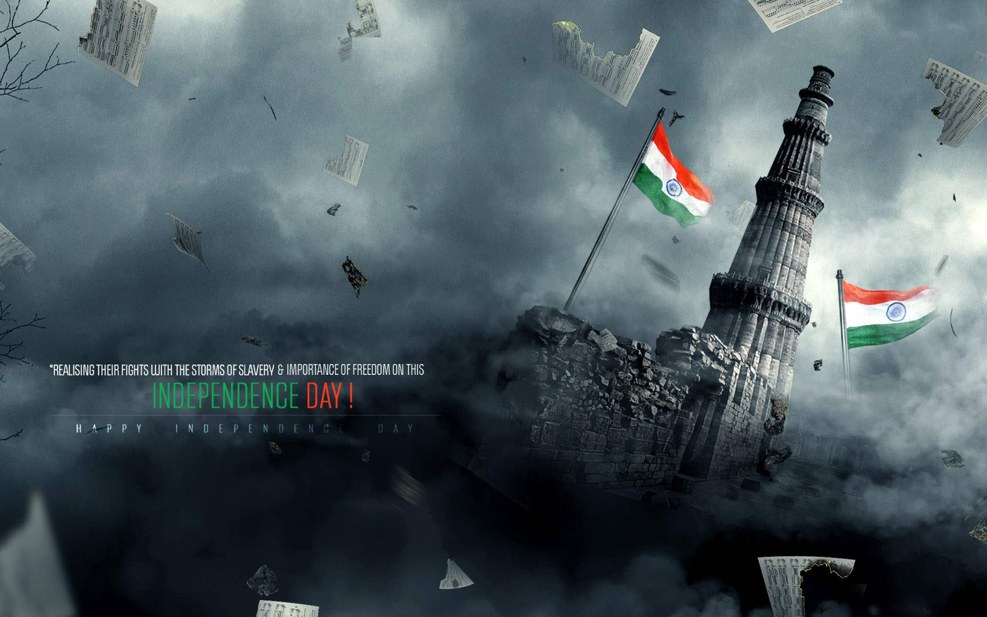 75+ Independence Day India Wallpapers
