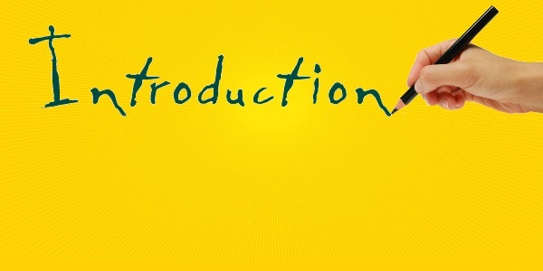 start with introduction
