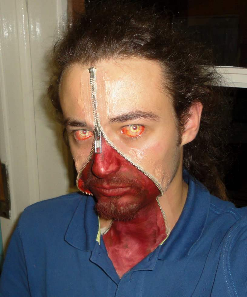 halloween face painting ideas for men women and kids - page 7