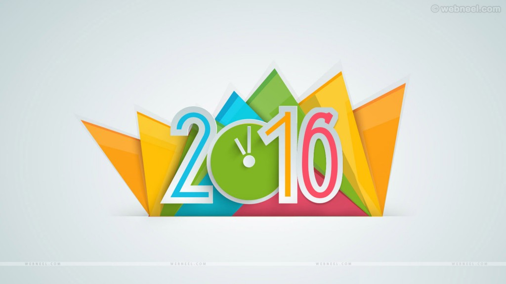 Happy New Year Wallpapers for 2016