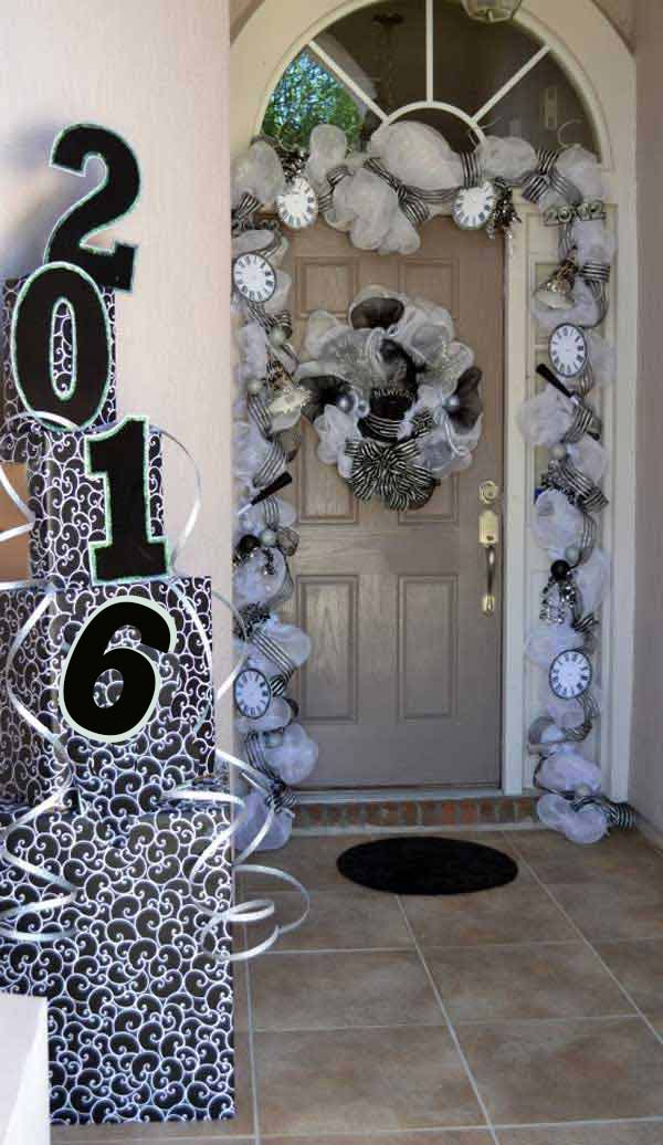 New years eve parties 2016 diy decorating ideas Latest decoration ideas