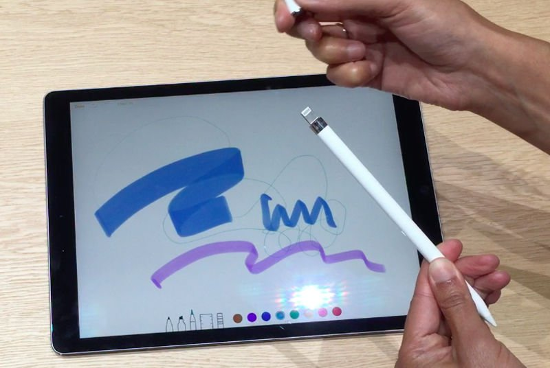 Latest Apple iPad Pro Review - Pencil
