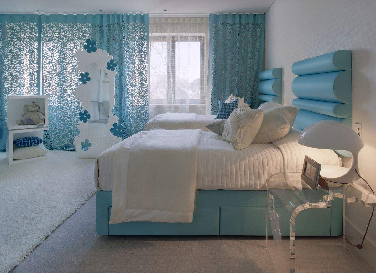 Blue Bedroom Designs Ideas  Design Tips