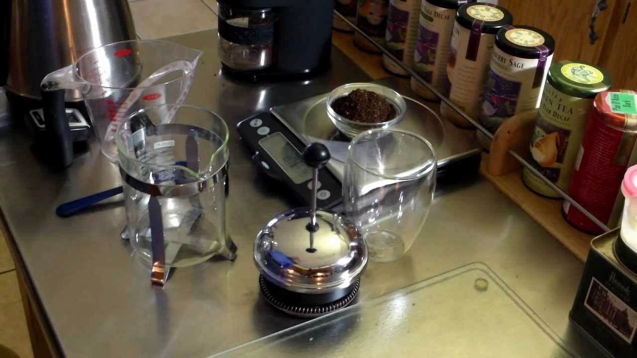American Press Coffee Maker Reviews : The Trends in French Press Coffee Makers 2016: A Review