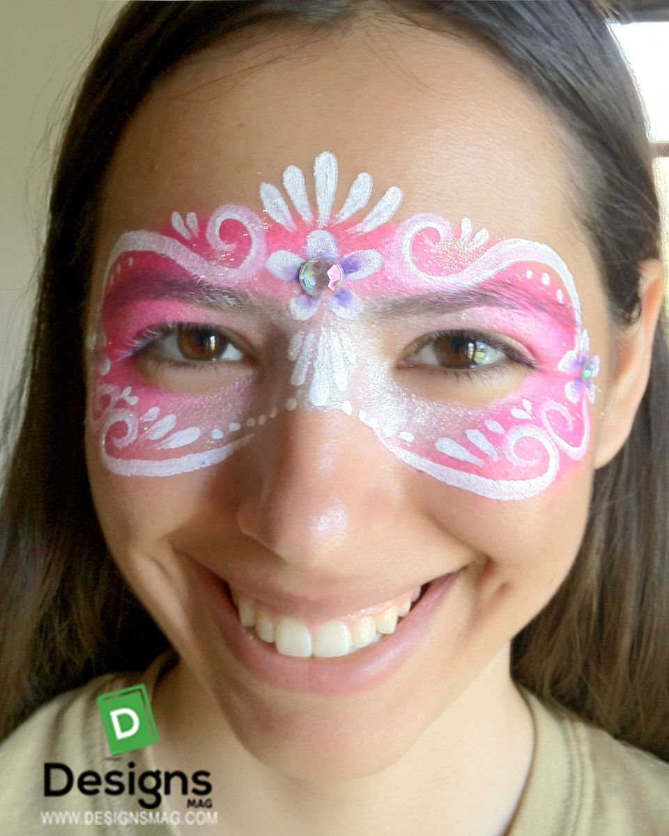 75 Easy Face Painting Ideas Makeup Page 2