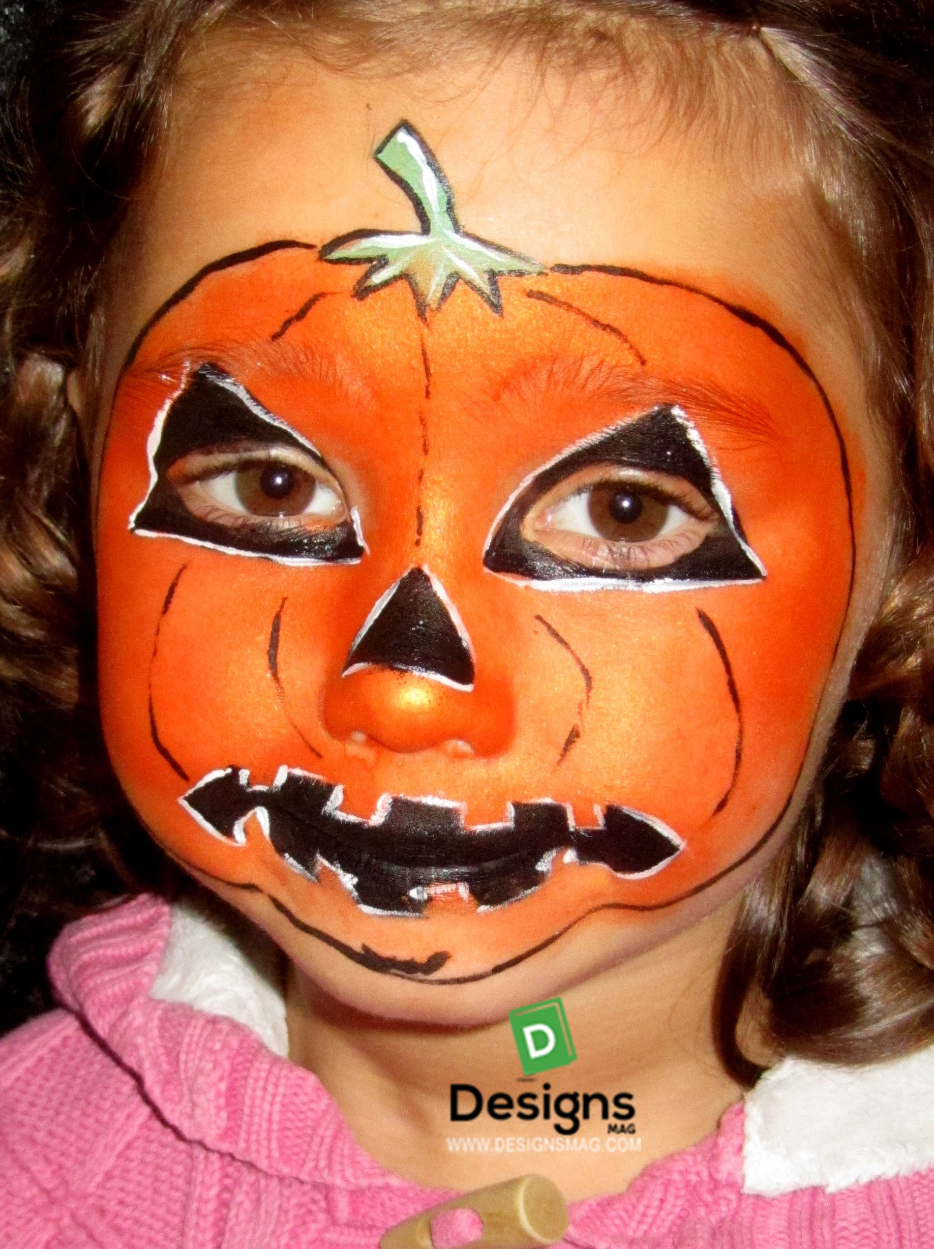 75 easy face painting ideas - face painting makeup - page 2