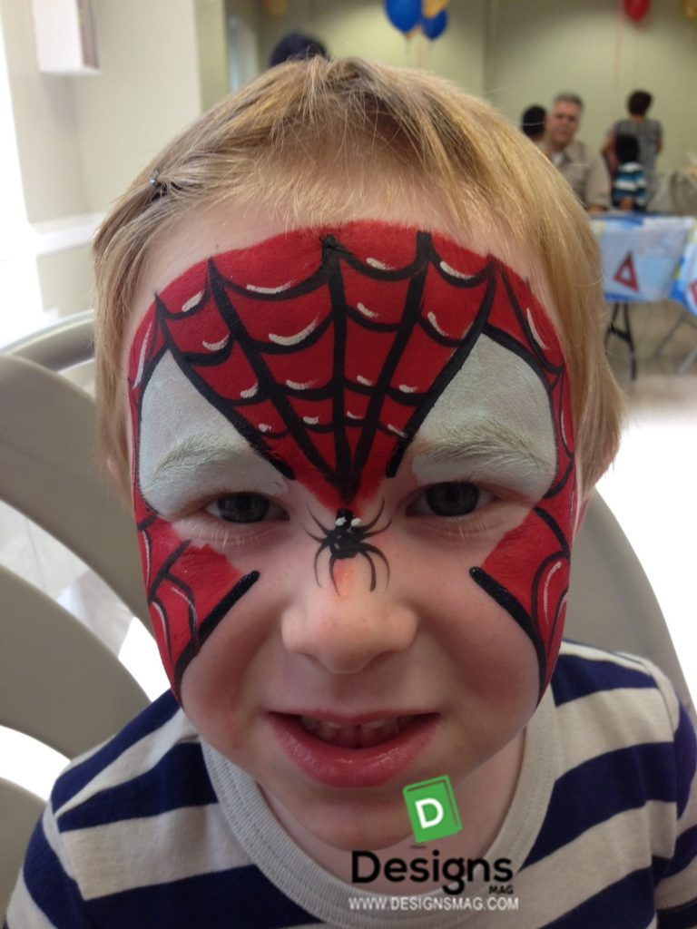 75 easy face painting ideas face painting makeup page 3 for Face painting for parties