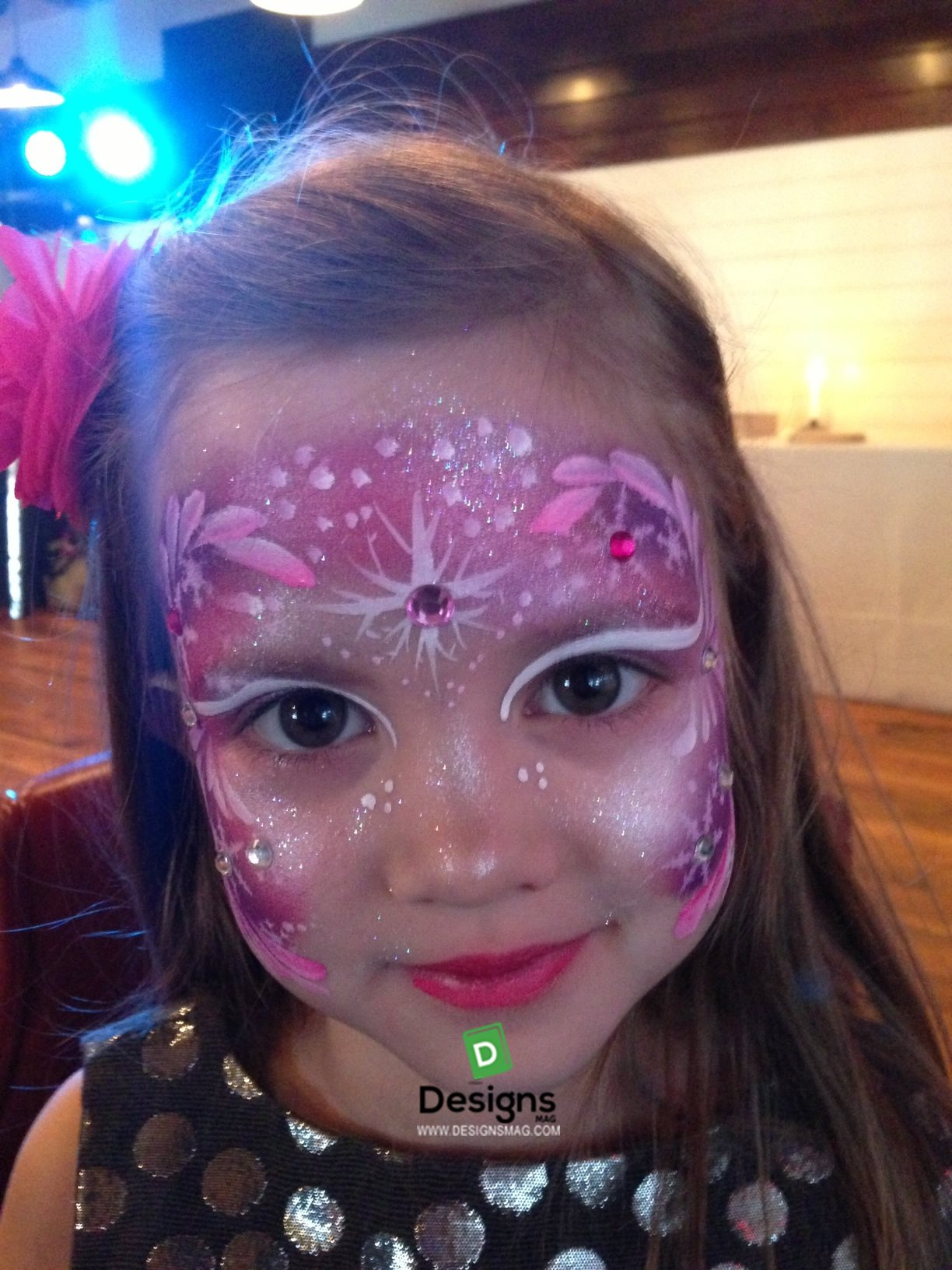 75 Easy Face Painting Ideas Makeup Page 4