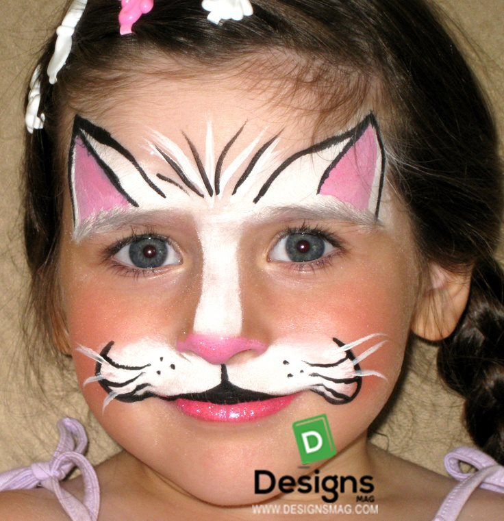 75 easy face painting ideas face painting makeup page 4. Black Bedroom Furniture Sets. Home Design Ideas
