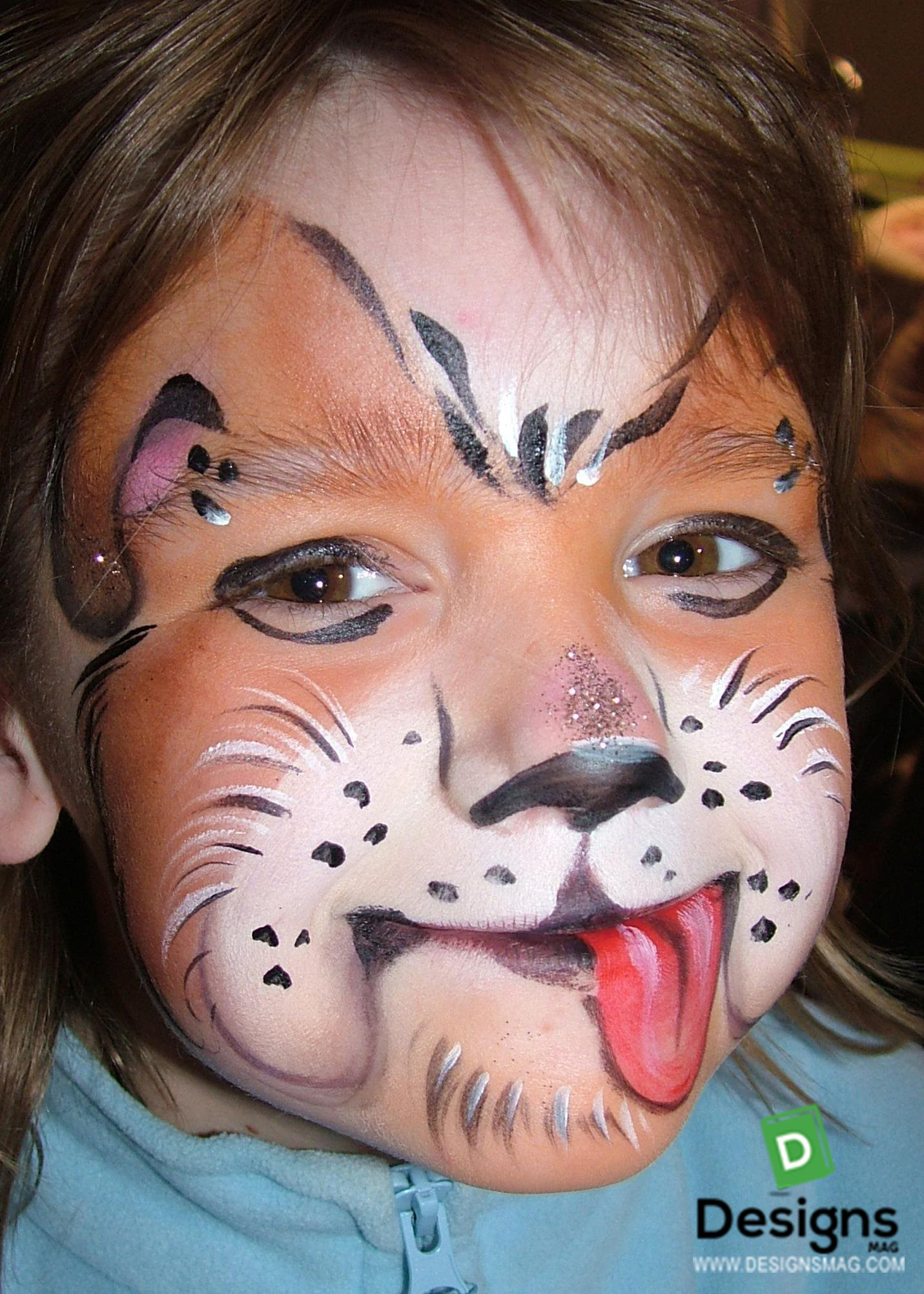 75 easy face painting ideas face painting makeup page 4 for Latest face painting designs