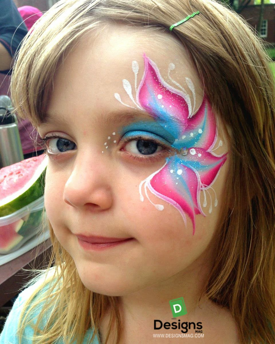 75 Easy Face Painting Ideas