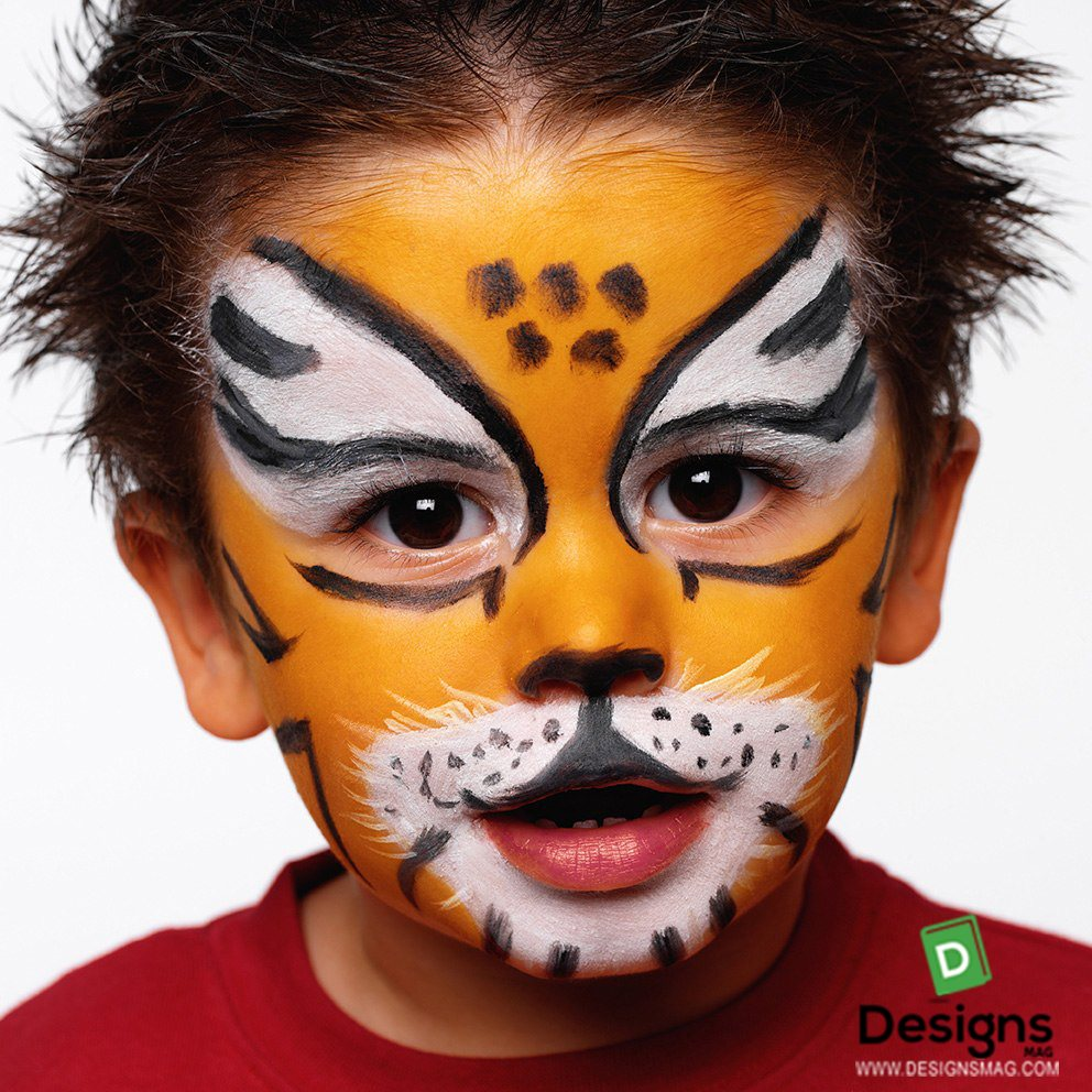 Face Painting Funny Ideas