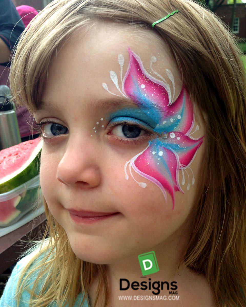 75 Easy Face Painting Ideas  Face Painting Makeup  Page 9 - Simple Makeup Designs