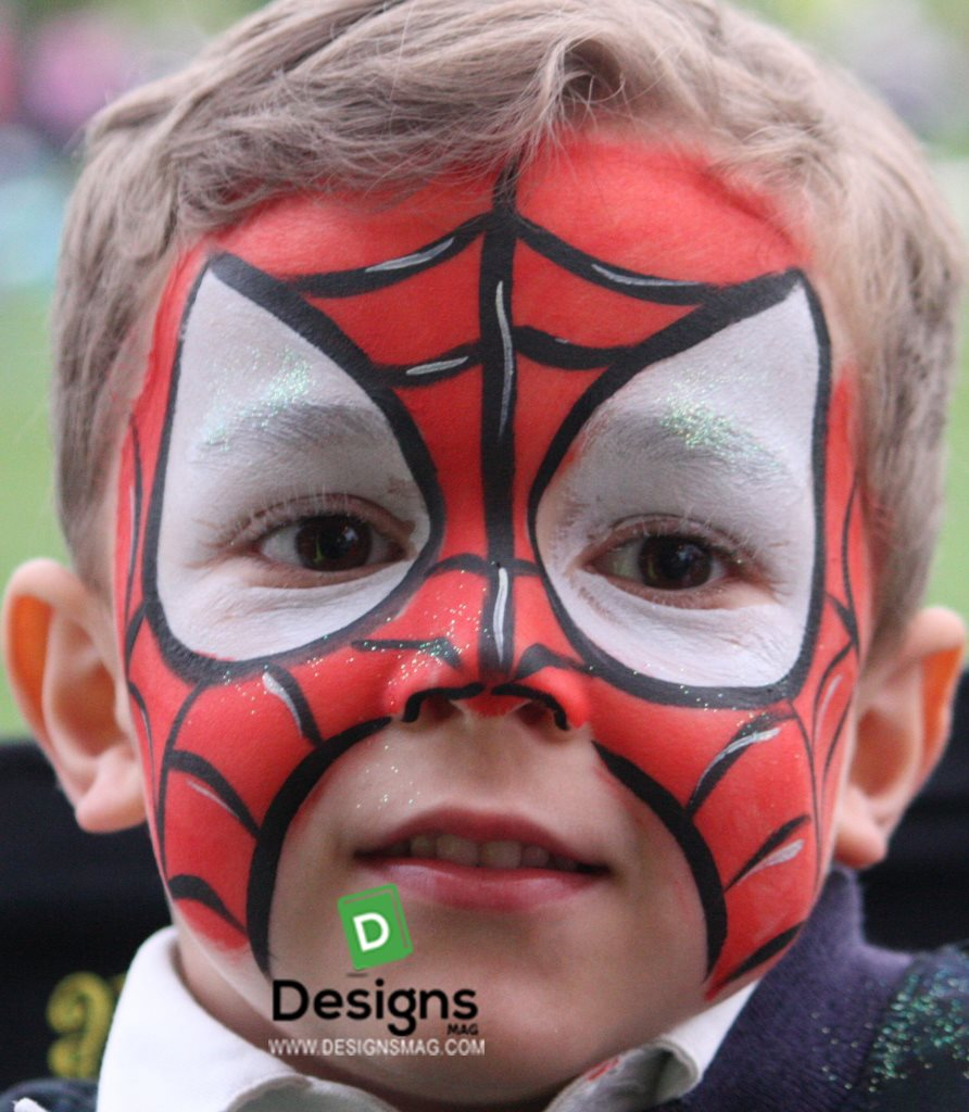 75 Easy Face Painting Ideas Makeup