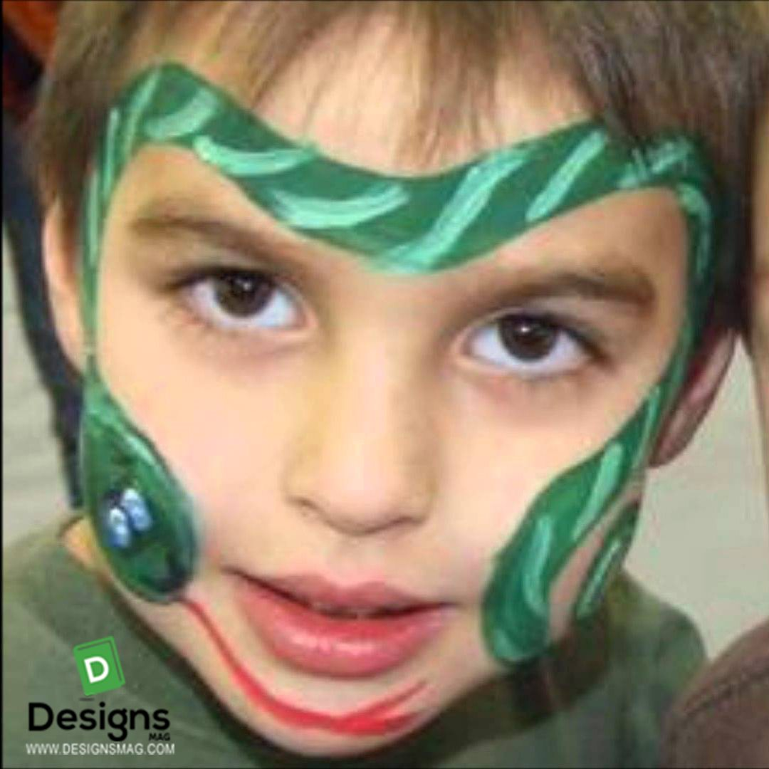 75 Easy Face Painting Ideas  Face Painting Makeup  Page 10 - Simple Makeup Designs