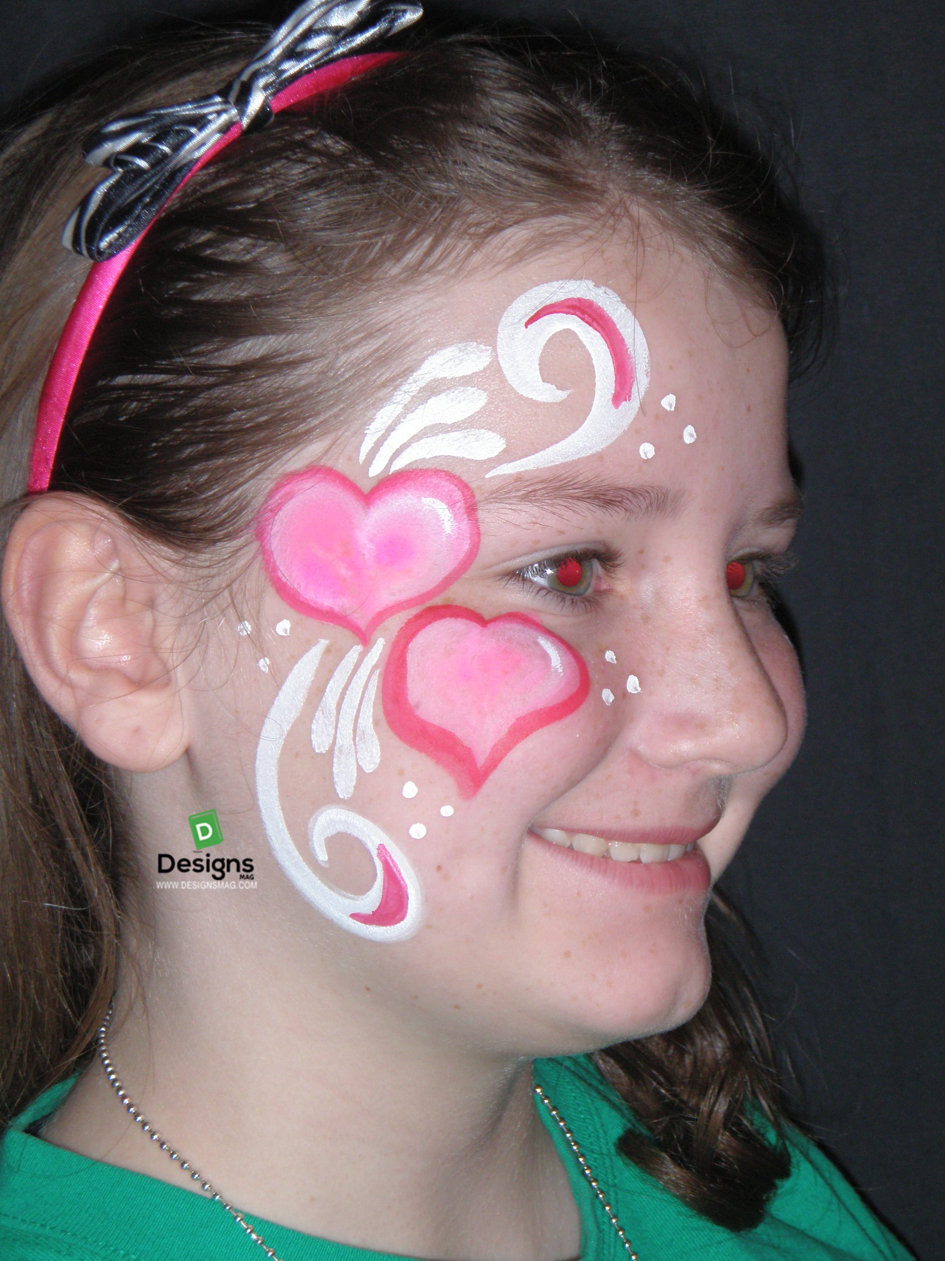 75 easy face painting ideas face painting makeup page 11 for Latest face painting designs
