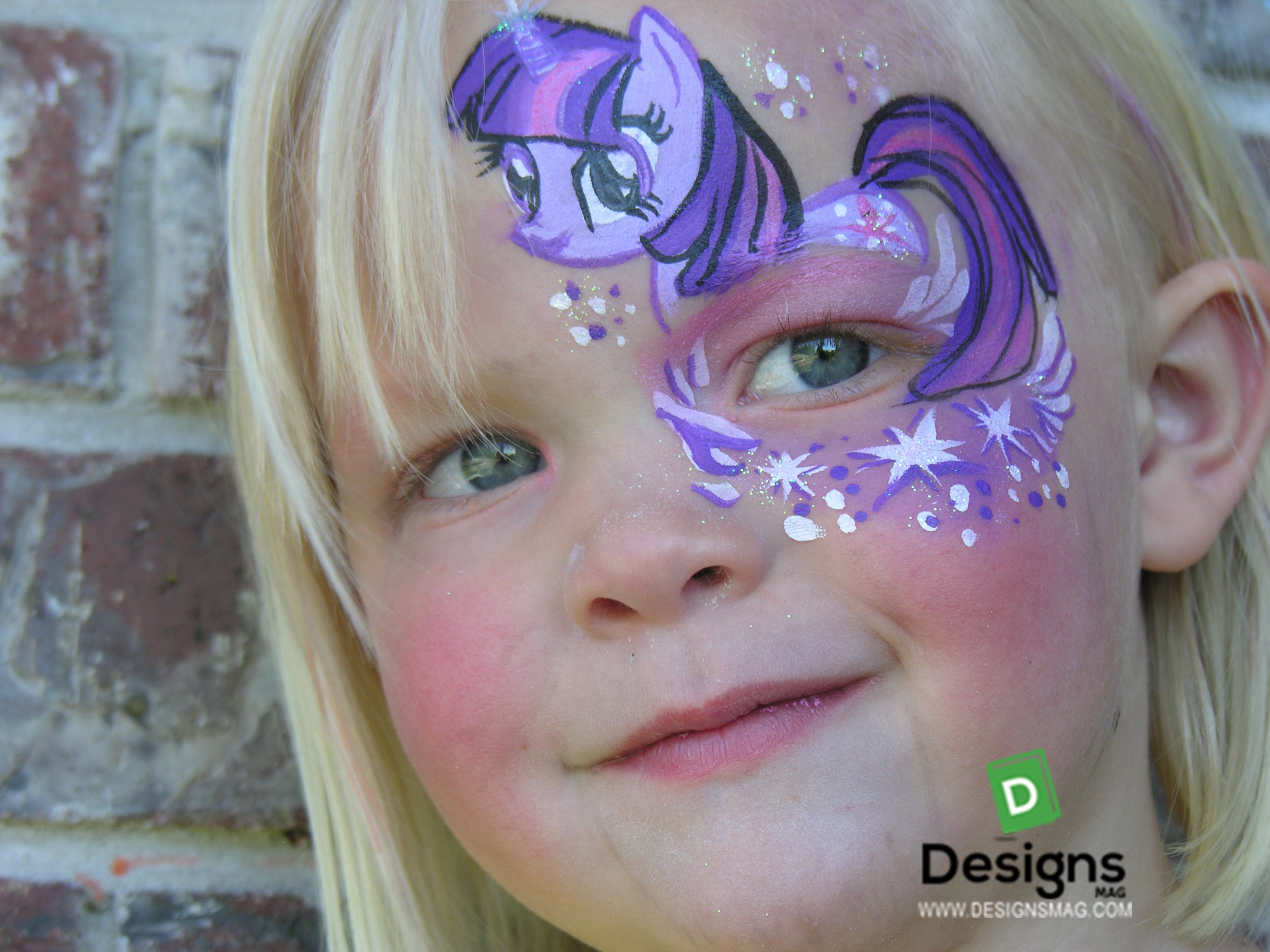 75 easy face painting ideas face painting makeup page 12 for Latest face painting designs
