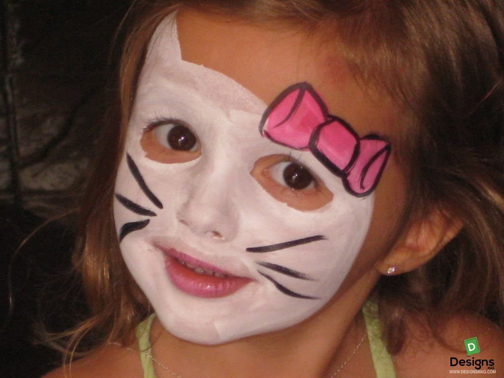 75 Easy Face Painting Ideas  Face Painting Makeup  Page 12 - Simple Makeup Designs