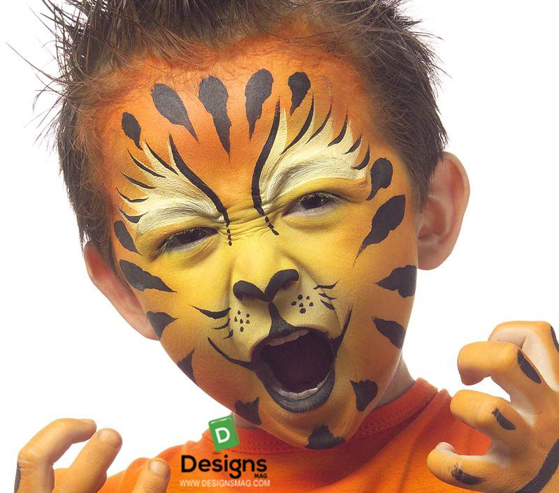 Easy Face Painting Ideas