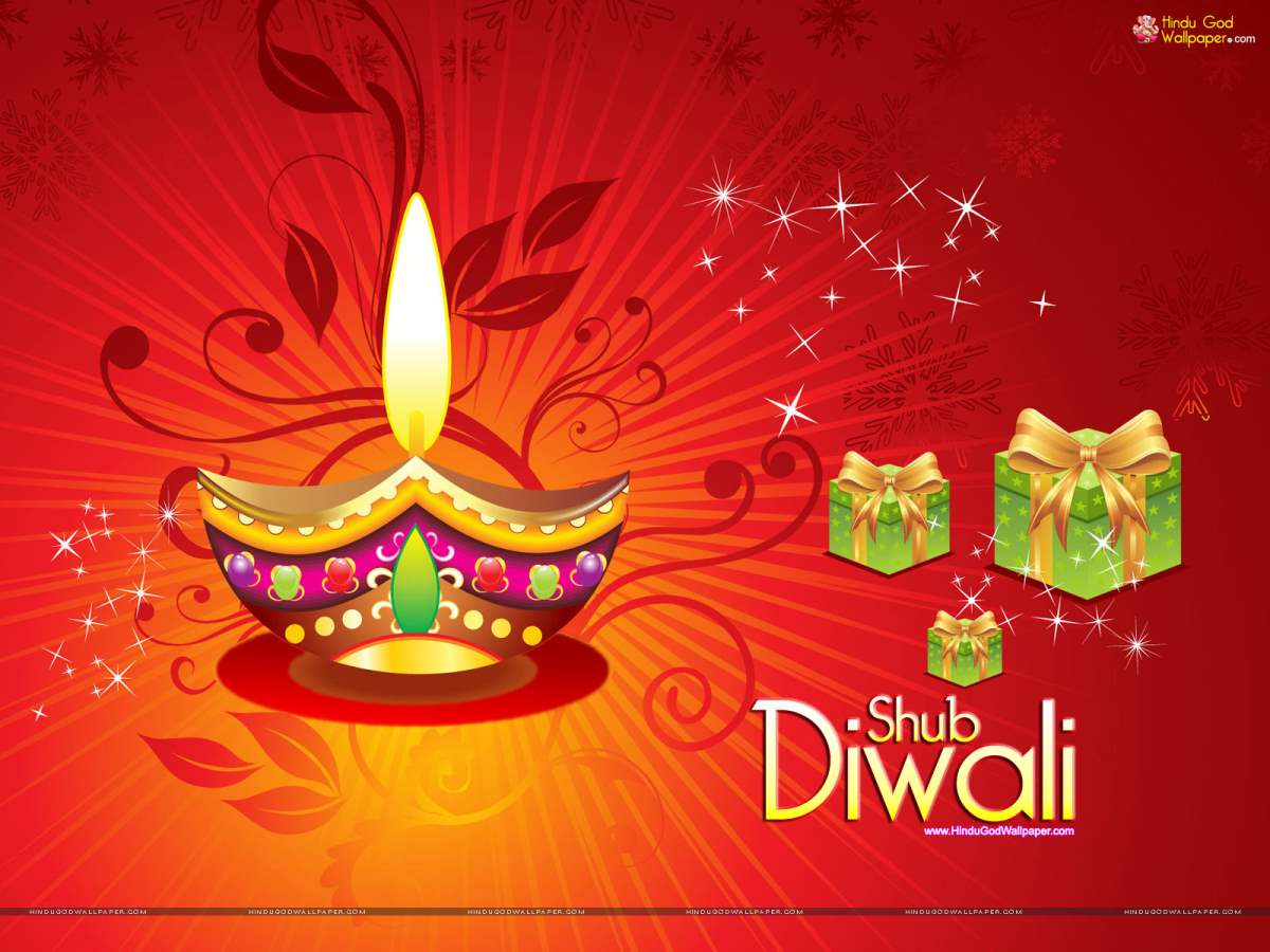 High Resolution Diwali Wallpapers