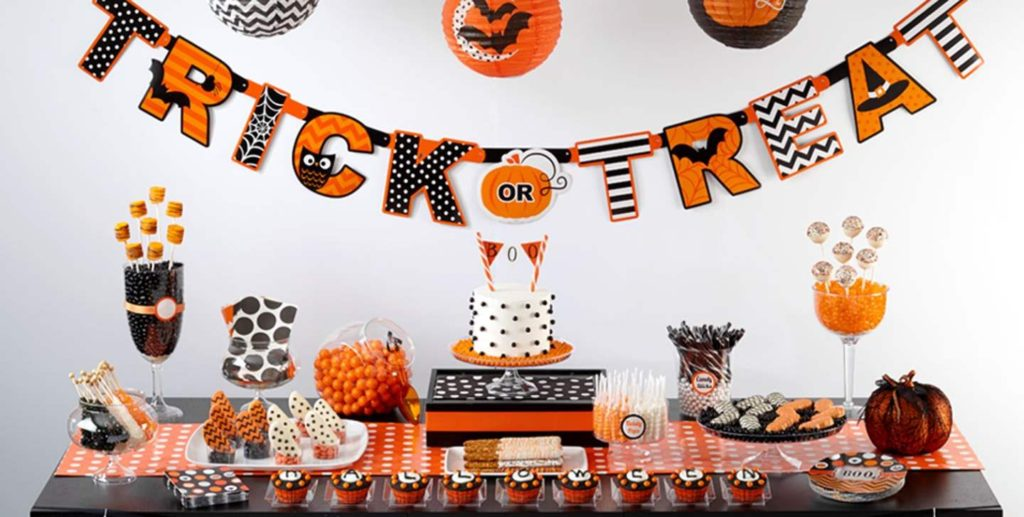 Halloween party decoration ideas 2017