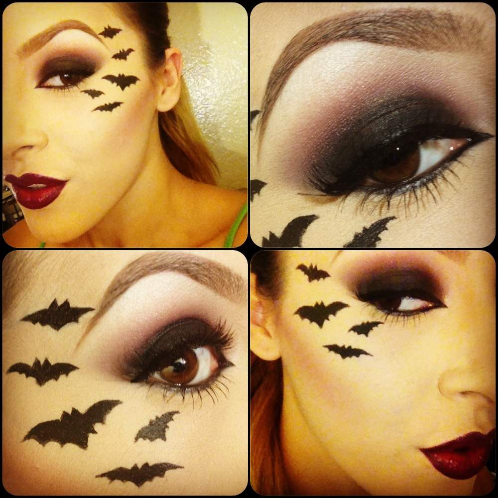 Halloween 2017 eye makeup ideas