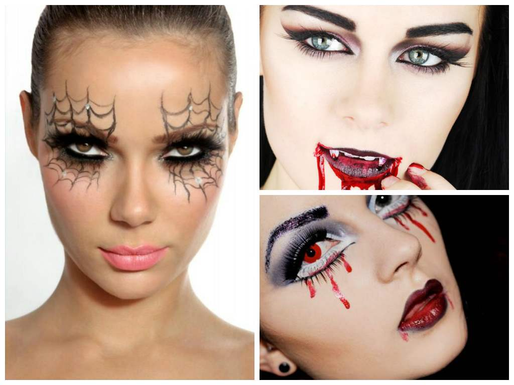 Halloween 2017 EYE Makeup Ideas Halloween Face Mask Ideas - Page 3