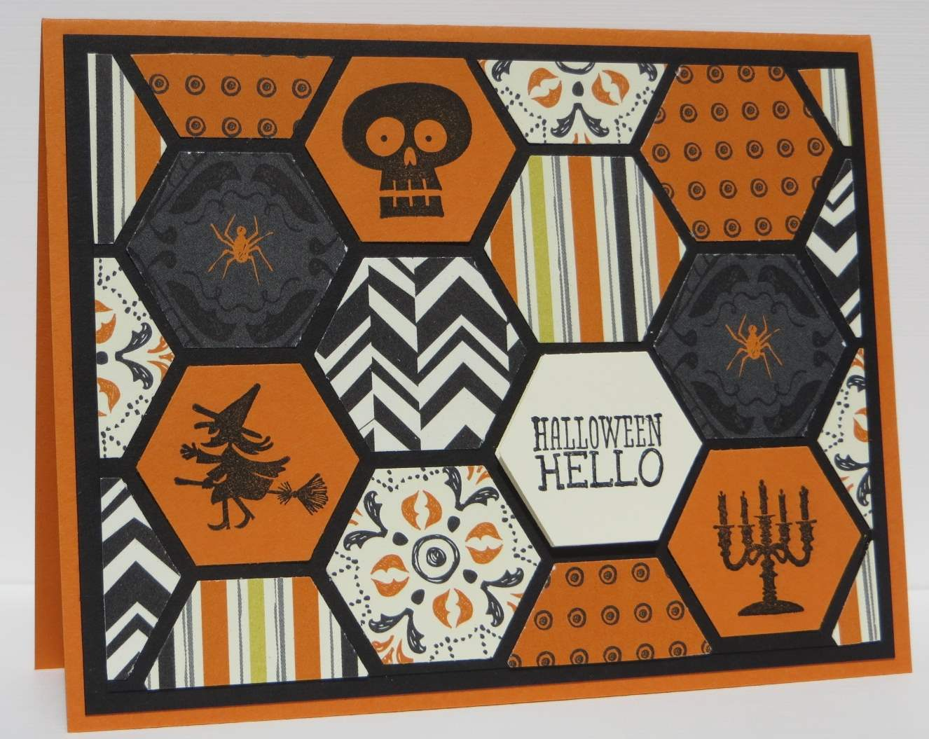 homemade creative halloween cards 002