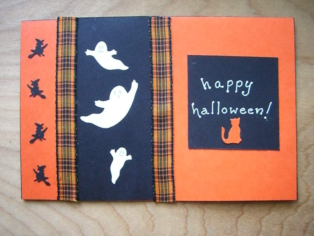 homemade creative halloween cards 005