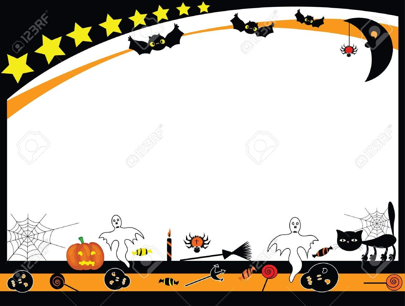 halloween card templates - Selo.l-ink.co