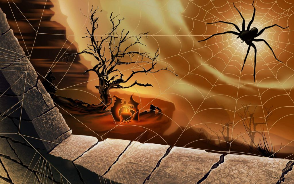 halloween-spider-wallpaper-006