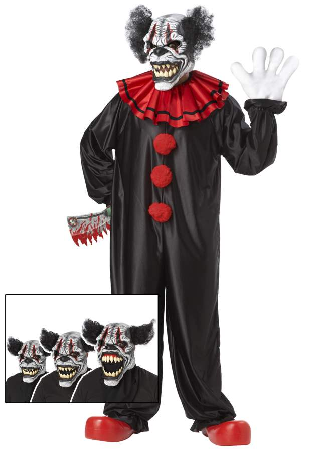 Halloween Custom Design Ideas - Clown