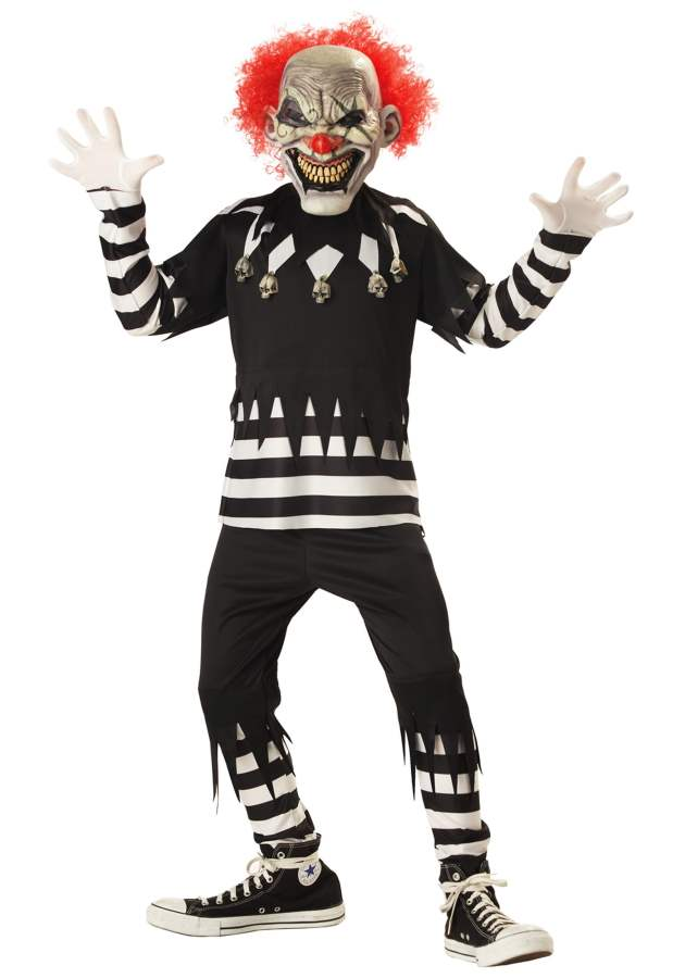 kids-psycho-clown-costume