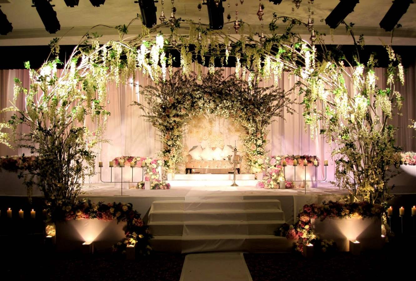 Indian wedding decoration ideas important 5 factor to consider page 4 - Flower wedding decoration ...